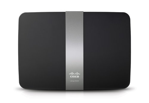 Linksys WLAN dual-band routers E4200 N300 and N450