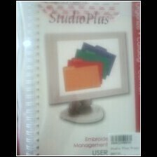 Studio Plus Embroidery Design Management Software Version 2.53