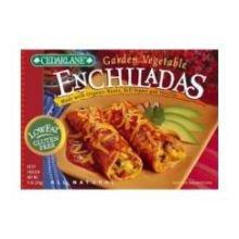 Cedarlane Lowfat Garden Vegetable Enchilada, 9-Ounce Packages (Pack of 12)