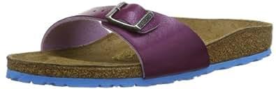 Birkenstock Kids  MADRID   BF GRACEFUL, sabots et mules fille - Violet - Violett (PURPLE  LS BLAU), 35 EU