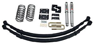 Belltech 437SP Lowering Kit with Street Performance Shocks (Nissan Titan Lowering Kit compare prices)