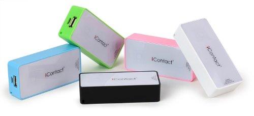 IContact IC-PB240 5200mAh Portable Power Bank