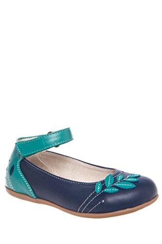 Girls' Waverly Mary-Jane Flat Shoe