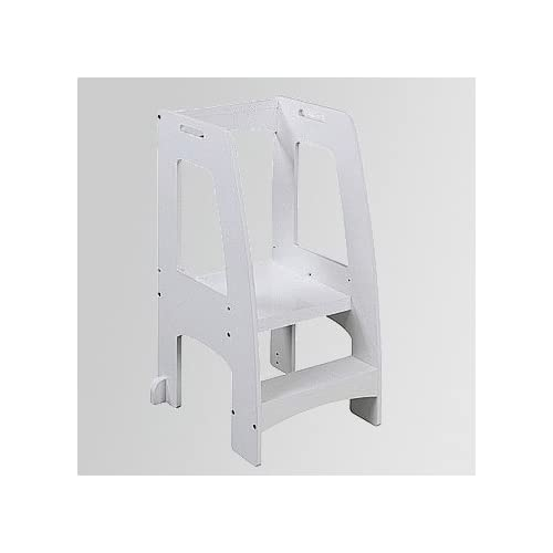Prime Kids Kitchen Helper Safety Tower Step Stool Cherry Gmtry Best Dining Table And Chair Ideas Images Gmtryco