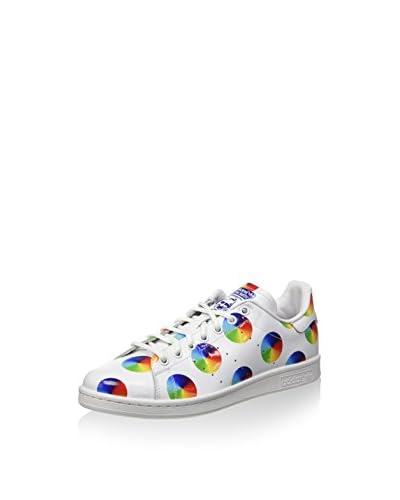 adidas Zapatillas Stan Smith Blanco / Multicolor