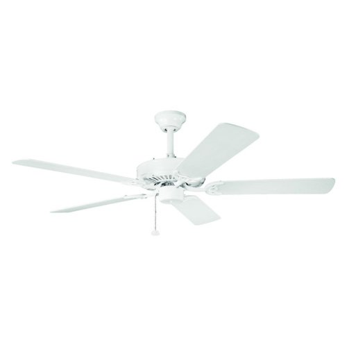 Kichler 339010WH Sterling Manor 52 in. Indoor Ceiling Fan - White