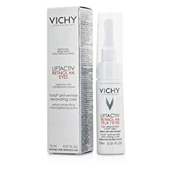 NEW Vichy LiftActiv Retinol HA Eyes 0.51oz Womens Skincare