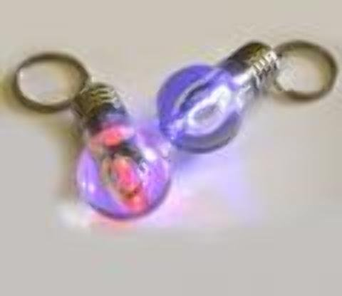 Flashing Light bulb Keychain Case Pack 48 , Kid ,Toy , Hobbie , Nice Gift (Lightbulb Key Chain compare prices)