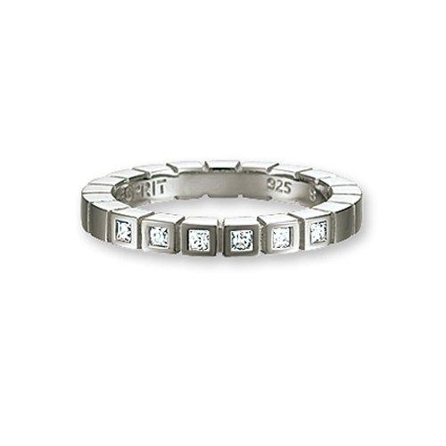 Esprit - Bague - Femme - Argent 925/1000 rhodié 4.0 gr