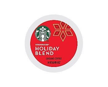 Starbucks 2016 Holiday Blend Coffee, Keurig K-Cups, 16 Count (K Cup Starbucks Coffee compare prices)