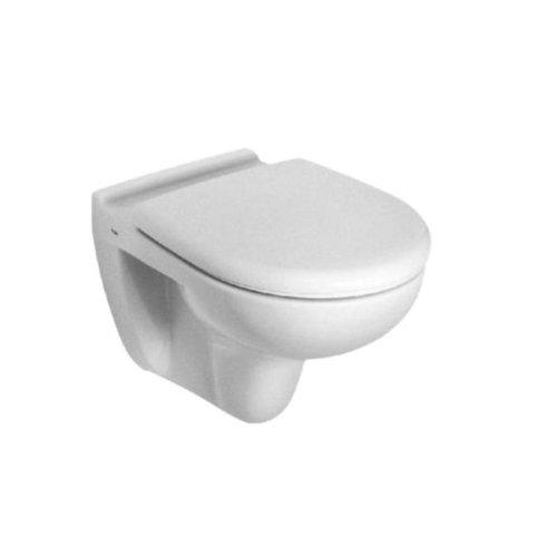 keramisches tiefsp l wc becken wandh ngend kurz toilette ean wc. Black Bedroom Furniture Sets. Home Design Ideas