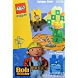 Lego Explore Bob The Builder Wallpaper Wendy Set 3278