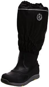 Henri Lloyd Men's Extreme Waterproof Boot Technical Footwear - Black Silver, Size 7