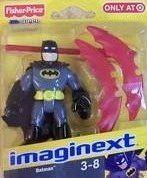 Imaginext DC Super Friends Exclusive Mini Figure Batman - 1