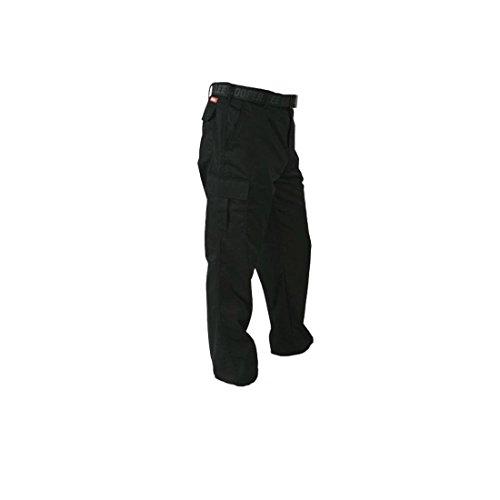 Lee Cooper Workwear, Pantaloni cargo da lavoro, 32S, nero, LCPNT205, 35