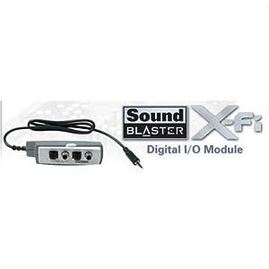 Creative Labs Sound Blaster Digital I /o Module