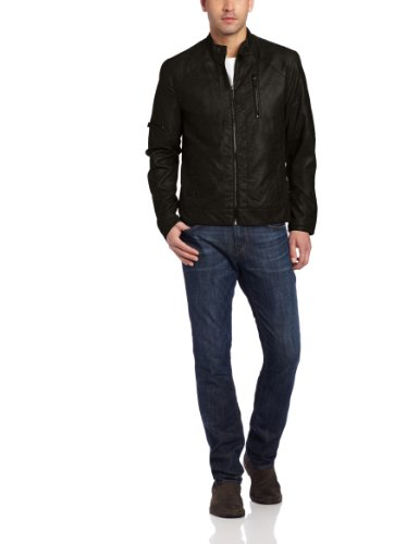 Kenneth Cole Reaction Men's Moto Jacket