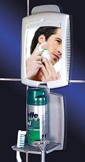 Z`Fogless Traveler Folding Shaving Mirror front-964200