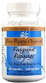 Fragrant Passage 60 caps by Blue Poppy
