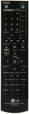 LG akb32014601Télécommande pour enregistreur DVD RH266