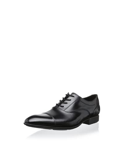 Rockport Men's Dialed In Cap Toe Tuxedo Oxford