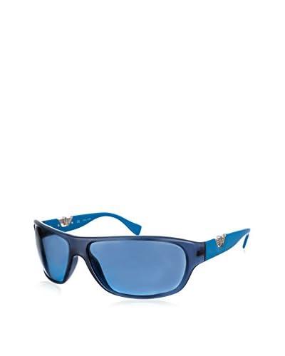 Police Gafas de Sol S1803-4AGM (68 mm) Azul / Azul Claro