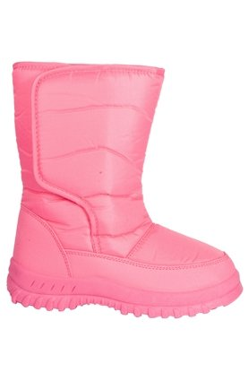 Mountain Warehouse Caribou Kid's Snow Boots Pinks 6 Child US
