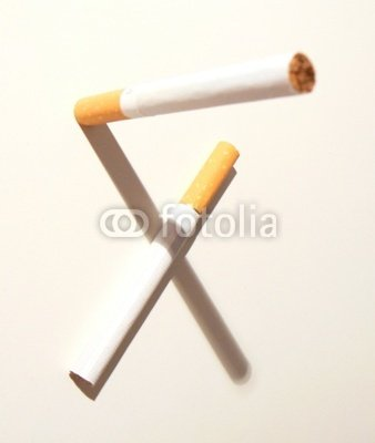 "Wallmonkeys Peel and Stick Wall Decals - Stop Cigarette - 24""H x 20""W Removable Graphic"