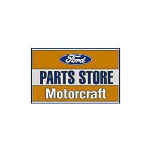 Ford Parts Store Motorcraft Retro Vintage Tin Sign