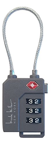 nicole-miller-tsa-approved-luggage-lock-grey
