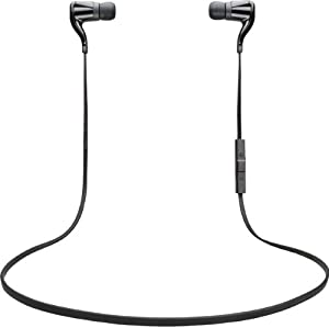 Plantronics BackBeat Go Wireless Hi-Fi Earbud Headphones - Compatible with iPhone, Android, and Other Leading Smart Devices - Black