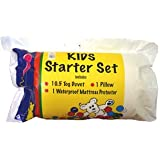 Textiles Direct Value Kids Starter Set includes Quilt,Pillow And Waterproof M...by Textiles Direct