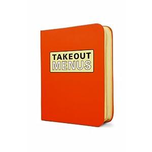 Knock Knock Takeout Menu Organizer