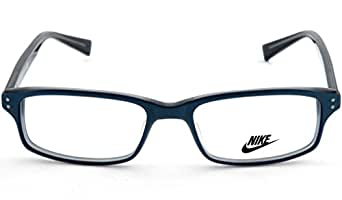 Nike 7223 Eyeglasses Frame : Amazon.com: New Original Nike 7223 Mens Eyeglasses Blue 52 ...