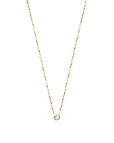 BALI Jewelry Halskette vergoldetes Metall 18 kt
