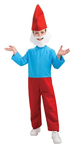 Rubies Costume Co R884269-L Boys Papa Smurf Costume Size Large