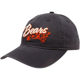 Chicago Bears Ladies Script Adjustable Cap