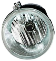 TYC 19-5769-90 Dodge/Jeep Driver/Passenger Side Replacement Fog Light by TYC