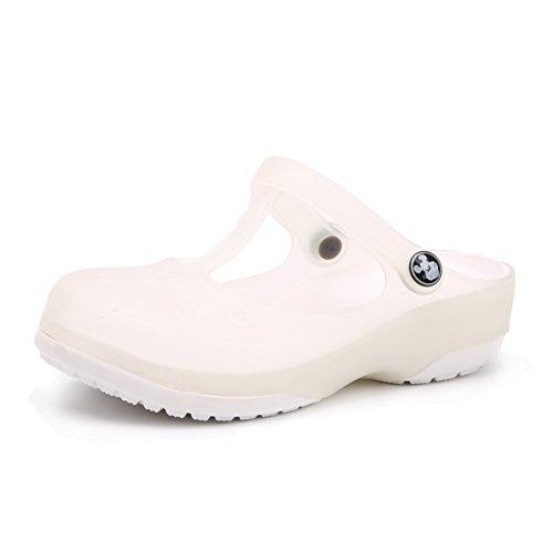 Lady chaussures de wading /Trou dans la chaussure/Chaussures de plage/ Sandales pantoufles Garden