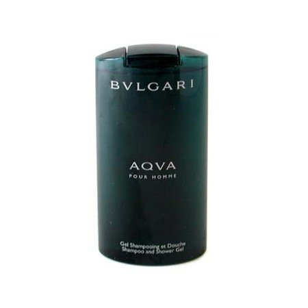Aqva Shampoo & Shower Gel 200 ml Gel Doccia Uomo