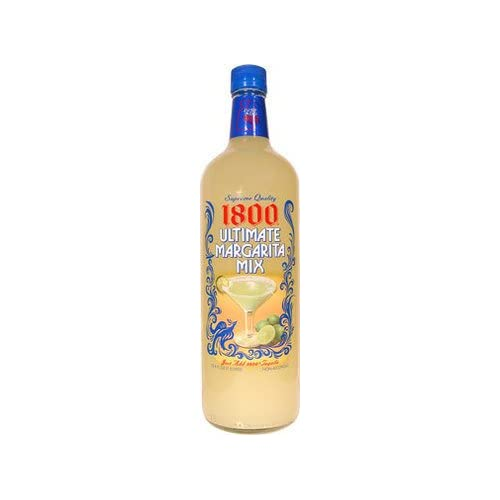 Amazon.com : 1800 Ultimate Margarita Mix : Gourmet Food : Grocery ...