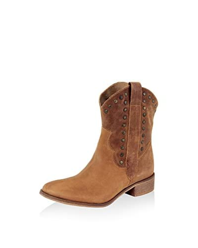 ROBERTO CARRIOLI Cowboy Boot braun