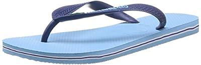 Havaianas Unisex-Adult Brasil Logo Flip Flops
