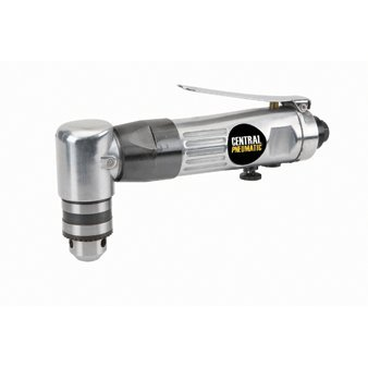 "Central Pneumatic 3/8"" Reversible Air Angle Drill"