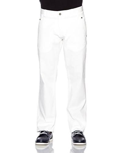Cavalli Class Pantalone [Bianco]