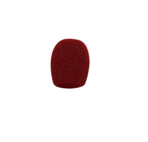 Electro-Voice Ev 379-2 | Red Foam Windscreen Pop Filter (Red)