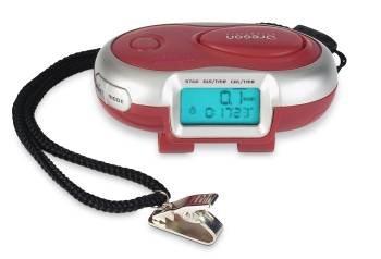 Cheap Oregon Scientific PE329 Pedometer with Panic Alarm (PE329)