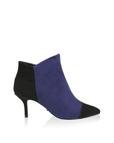 Schutz Zapatos abotinados  Azul Océano / Negro EU 37