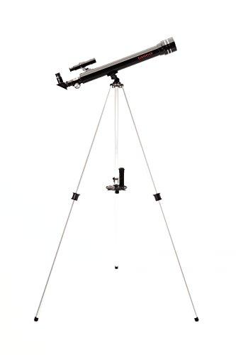 Tasco Novice Refractor Telescope (600-Mm X 50-Mm)