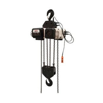 Jet 181010 Volt-1000-13P-10 10 Ton 1-Phase/3-Phase 230V Electric Chain Hoist With 10 Ft. Lift